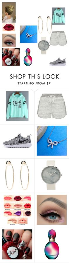 """""""Raina's outfit for day in Sao Paulo"""" by onedirectionforever1297 on Polyvore featuring Calvin Klein, London Style, Bebe, NYX and Missoni"""