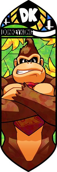 Smash Bros - Dk by Quas-quas.deviantart.com on @deviantART