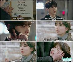 Kim Woo Bin, Bae Suzy, Uncontrollably Fond Kdrama, Suzy Drama, Prison Life, Korean Drama Quotes, Drama 2016, Drama Memes, Dont You Know