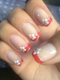 Nifty, Nail Art, Beauty, Finger Nails, Gel Nail Art, Short Nail Manicure, Nail Designs, Nail Decorations, Hands