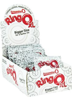Buy Ring O Xl Cockrings Clear 18 Each Per Display online cheap. SALE! $35.99