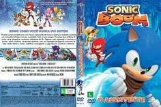 W50 Produções CDs, DVDs & Blu-Ray.: Sonic Boom - O Assistente -  Lançamento 2017