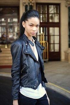 Leather Jackets collection created by styleguruadryanna