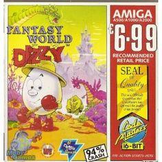 Fantasy World Dizzy - Amiga 500