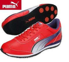 43% Off on Puma Silly Point Red Sneakers Shoes @1299