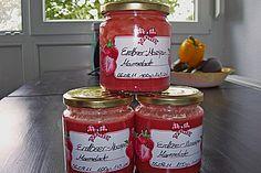 Erdbeer - Marzipan - Marmelade 1