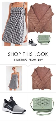 """""""Untitled #2158"""" by tayloremily218 on Polyvore featuring Cooperative, Acne Studios, adidas and Kate Spade"""