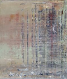 Abstract painting / Gerhard Richter Source by michaelamj Gerhard Richter, Abstract Landscape, Abstract Art, Abstract Paintings, Oil Paintings, Painting Art, New European Painting, Contemporary Paintings, Artist Art
