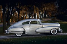 1947 Cadillac Series 62 Club Coupe Cadillac Ats, Vintage Cars, Antique Cars, Strange Cars, Automobile, Old School Cars, Us Cars, Classic Cars, Classic Auto