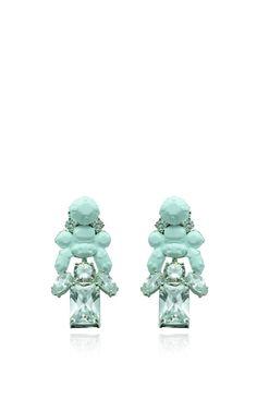 Stepney Earrings by Ek Thongprasert for Preorder on Moda Operandi