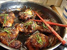 Thai Chicken Breasts Recipe
