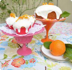 expositores para tartas reciclados y a todo color en arteneus Expositores para tartas reciclados y a todo color!!!