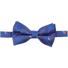 New York Rangers Oxford Bow Tie