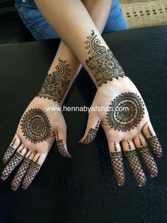 Lovely mehndi