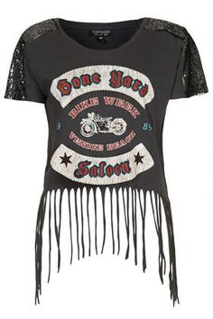 Topshop Boneyard Rock Tshirt T Shirt | Shirts, Tops and Clothing