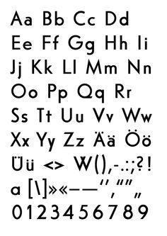 #Erbar Grotesk The new Acne font?