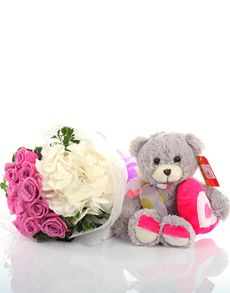 Singapore Flowers: Lovable and Snuggable! Amazing Flowers, Beautiful Roses, Flowers Singapore, Order Flowers Online, Mothers Day Flowers, Online Gifts, Gift Ideas, Bouquets