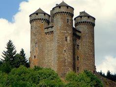 Anjony Castle • France
