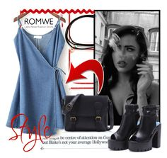 """""""ROMWE 1/XII"""" by saaraa-21 ❤ liked on Polyvore featuring Par Avion Tea, romwe, shop and polyvorefashion"""