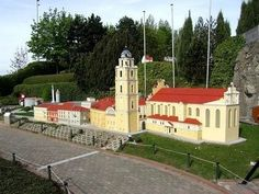 Mini Europe travel-and-places