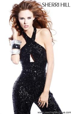 Sherri Hill Prom Dresses and Sherri Hill Dresses 8450 at Peaches Boutique
