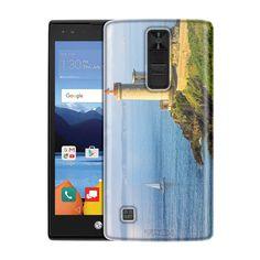 LG K8V Lighthouse Slim Case