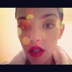 ruby woo lipstick