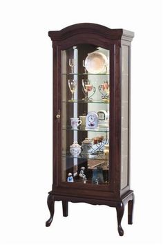 179 Best Curio Cabinets Images In 2019 Cabinet Of