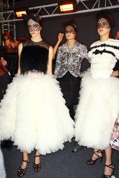 Giambattista Valli Spring 2015 Couture - Beauty - Gallery - Style.com