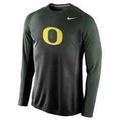 2b80aa80e Oregon Ducks Basketball Dri Fit Shooting Shirt by Nike NWT OU PAC 12 Hoops  NCAA