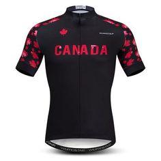 UK USA Canada Team Bicycle Jersey - BIKERS WORLD Bike Components, Sale Uk, Cycling Jerseys, Wetsuit, Motorcycle Jacket, Bicycle, Bikers, Swimwear, Jackets