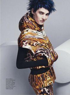 Lets Get Radical (Vogue Australia)