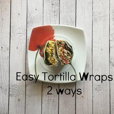 Tortilla wraps ?? 2 ???????