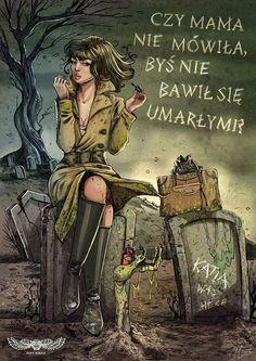 Katia by Magda Babińska