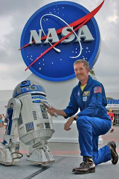 NASA paying homage to Star Wars