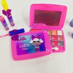 Fun Crafts For Kids, Diy For Kids, Toddler Girl, Baby Kids, Baby Playpen, Kids Makeup, Girl Bedroom Designs, Lol Dolls, Makeup Kit