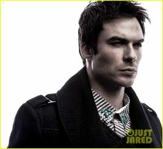 Ian Somerhalder Bares His Arms of Steel for 'Annex Man' | ian somerhalder covers annex man winter 2013 2014 04 - Photo