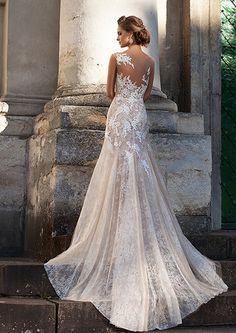 casar vestido de noiva milla nova casamento tendência renda noiva