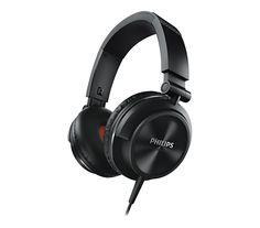 Słuchawki z pałąkiem na głowę SHL3210BK/00 | Philips