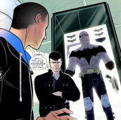 The Batman of France, Nightrunner