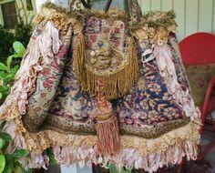 Magnolia Pearl Designs | Lovely Magnolia Pearl Bag ~ E-bay | Purse designs love!