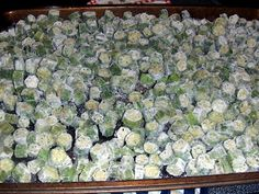Blaze-in' On: Life On a Wanna-Be Farm: How To Prepare Breaded Okra To Freeze For Frying Later