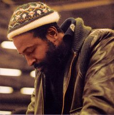 Marvin Gaye. died by tragedy. he was a genius. completely....The span of his music...from his early work to Make Me Wanna Holler...amazing