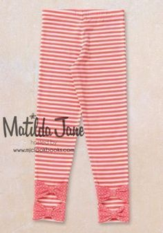 72e2332aaf5 MATILDA JANEFriends ForeverZola Stripe Leggings SZ 2EEUC  fashion  clothing   shoes  accessories