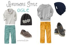 boy toddler style -