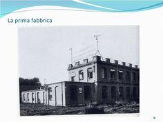 Olivetti, la prima fabrica