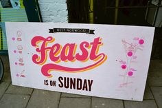 West Norwood Feast   Not just a cool something-for-everyone market, West Norwood Feast is also a worthwhile local enterprise. Space-makers – the regeneration group behind Brixton Village...