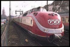 Trans-Europe Express (Train) (Köln)