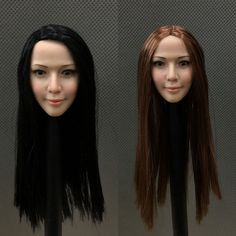 39.09$  Buy here - http://ai8rs.worlditems.win/all/product.php?id=32773076124 - 1/6 PLAY TOY H001 Asian Beauty Head Carving Set Limit A / B 2 Colors Woman Action Figure Doll