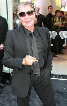 Roberto Cavalli --fashion designer